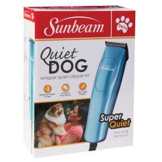 Sunbeam� Quiet Dog Clipper Kit   Grooming Supplies   Dog