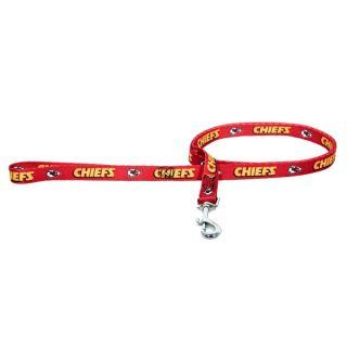Kansas City Chiefs Pet Lead   Team Shop   Dog