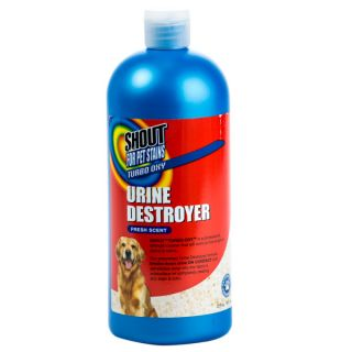 Turbo Oxy Urine Destroyer   Fresh Scent   32 oz