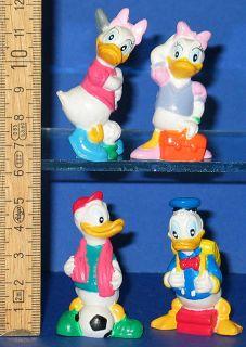 Donald + Daisy Duck 4 Walt Disney Dorda Toys Figuren