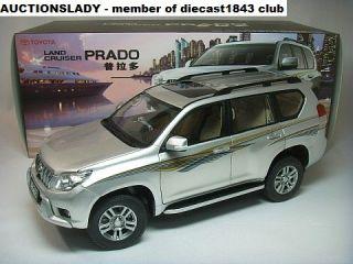 18 Toyota Land Cruiser PRADO VX MK4 LC150 2009 2012/Lexus GX Silver