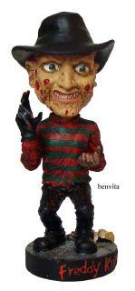 Nightmare on Elm Street   19 cm Wackelkopf Freddy Krueger Neca 14