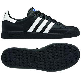 Adidas Originals Tennis Pro Black Schwarz Herren Schuhe Turnschuhe