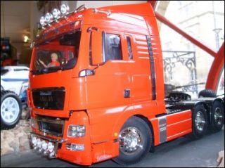 MAN TGX 26.540 6x4 XLX Tamiya Truck RTR Neu