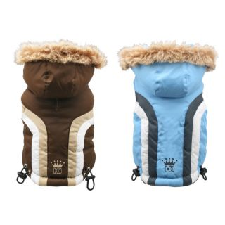 Hip Doggie Alpine Ski Vests for Dogs	   Clothing & Accessories   Dog