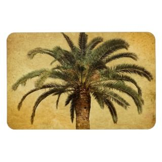 Palm Tree   Tropical Customized Template Vinyl Magnets