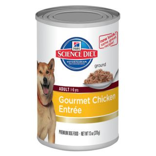 Science Diet Adult Canned Dog Food   Food   Dog