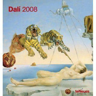 Salvador Dali   Kalender 2008 (Kunstkalender) Salvador