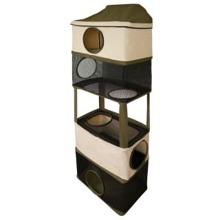 Ware Cat Tower Hideout   Cat   Boutique Sale