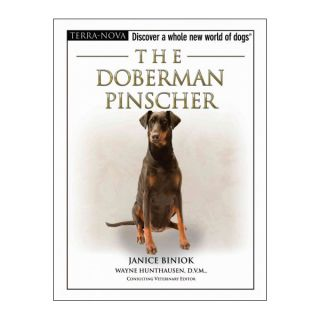 The Doberman Pinscher (Terra Nova Series)   Gifts for Dog Lovers   Dog