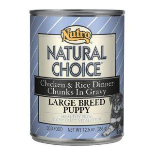 Nutro Large Breed Dog Food Recall