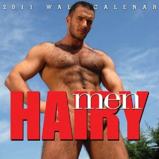 Hairy Men 2011 Calendar (Village Lighthouse Inc) Big Daddy