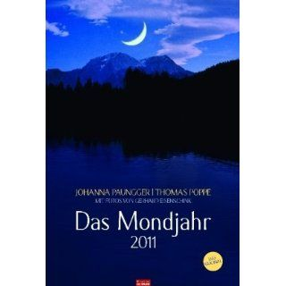 Das Mondjahr 2011: Wand Spiralkalender mit Fotos von Gerhard