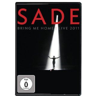 Sade   Bring Me Home Live 2011 + Audio CD, Limited Edition