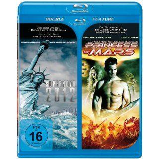 Doppel BD: 2012 Supernova & Princess of Mars Blu ray: Brian