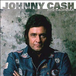 Offizieller Johnny Cash 2012 Square Wall Calendar