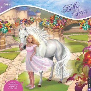 Bella Sara 2012 Wall Calendar Hidden City Entertainment