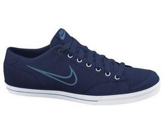 NIKE CAPRI CNVS [43 US 9.5] Canvas Blau Schuhe NEU