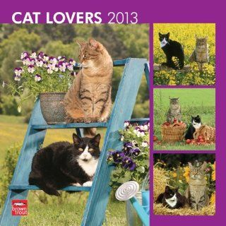 Cat Lovers Wall Calendar 2013 Browntrout Publishers Inc