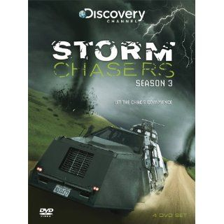 Storm Chasers Season 2 Gift Set [DVD] Filme & TV