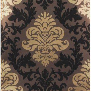 Lounge Barock Rasch Tapete BESTSELLER 156645 gold braun