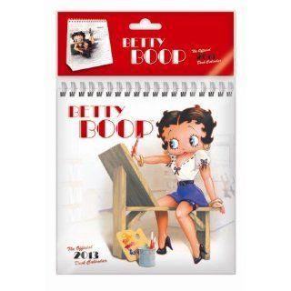 Betty Boop 2013 Calendar Meadwestvaco Englische Bücher