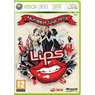 Lips Number One Hits (Software) (Xbox 360) [PEGI]: Games