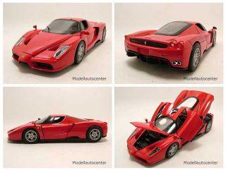 Ferrari Enzo rot, Modellauto 118 / Mattel   Hot Wheels