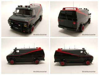 1983, A Team Van, TV Serie, Modellauto 143 / Hot Wheels, Elite