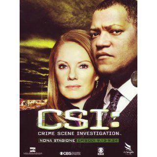 CSI   Crime Scene Investigation Stagione 09 Episodi 13 24 3 DVDs