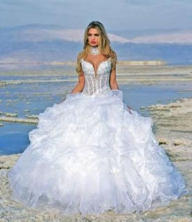 Brautkleid,Hochzeitskleid, Neu,Swarovski Kristall in Hannover Ahlem