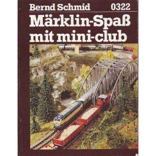 MÄRKLIN MINICLUB 0322 Buch Märklin Spass mit mini club
