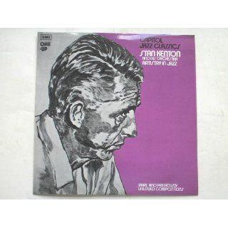 Kenton, Stan Capitol Jazz Classics LP One Up OU2001 EX/EX 1972