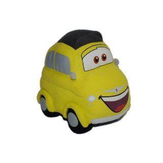 Plüschauto Cars Luigi gelb 18 cm Car Kinder Plüschtier Plüsch Auto