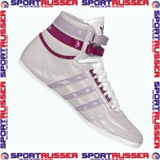 Adidas Concord Round MID Womens grey/pink