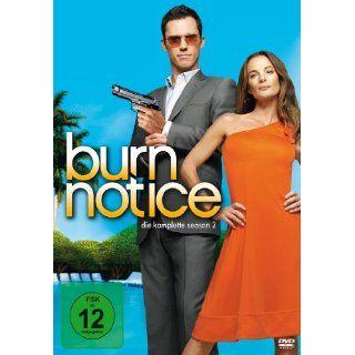 Burn Notice   Die komplette Season 2 (4 DVDs) Jeffrey