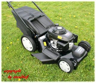 VARIO ANTRIEB Honda GCV160 Motormäher Mulchen 53 cm Neu OVP s