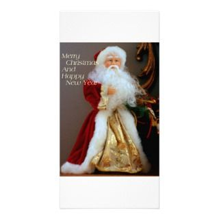 IMG_0260 Merry Christmas And Happy New Year Custom Photo Card