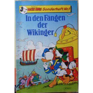 Micky Maus Sonderheft Nr. 1 In den Fängen der Wikinger (Donald Duck