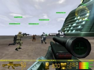 Universal Combat (Halo, Quake, Wing Commander Type FPS + Space Shooter