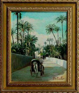 Top Gemälde ital. Maler Miguel Angel Rojas *1946, signiert, datiert