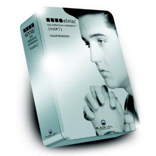 Elvis   The Definitive Collection, Vol. 1   4 DVD Metall Box