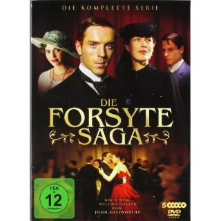 Die Forsyte Saga   Die komplette Serie [5 DVDs] Damian