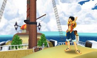 One Piece Unlimited Cruise SP Nintendo 3DS Games