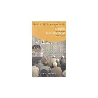 Muslime in Deutschland: Ursula Spuler Stegemann, Ursula