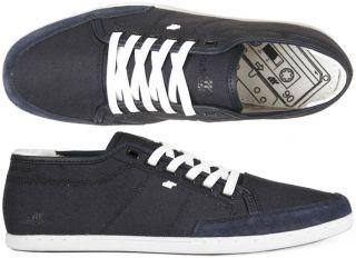 Boxfresh Schuhe Sparko Canvas navy/white blau 42 43 44 45