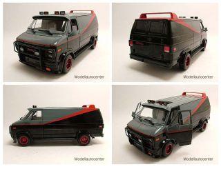 Chevrolet GMC 1983, A Team Van TV Serie, Modellauto 118 / Mattel