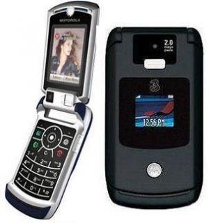 Handy Motorola V3x NEU & OVP Black Schwarz V3 x UMTS