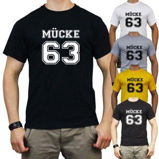 Fun Shirt Mücke 63 Bud Spencer Terence Hill Film T Shirt S XXL bomber