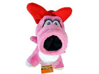 Nintendo Super Mario Brothers Bros 9 Pink Rosa Birdo Plüsch Soft